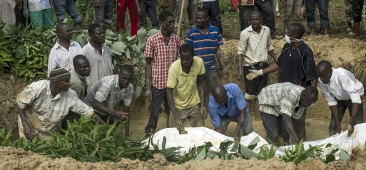 Central African Republic: Muslims killed, set alight and eaten