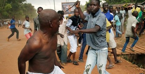 Central African Republic: At least 45 people killed in new violence