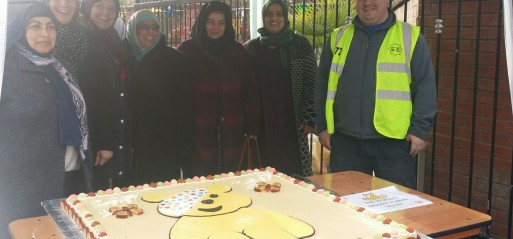 Cheadle Mosque raise over £600 for a children's charity