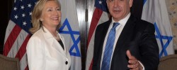 Clinton intervenes to block Israeli film boycott