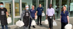 Muslim businesses rally in aid of frontline workers