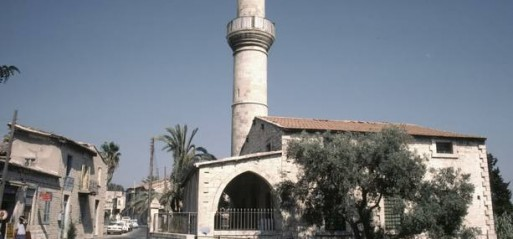 Mosque arson attack in Greek Cyprus condemned