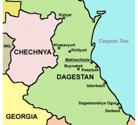Dagestan: 5 women killed, 4 injured in Orthodox Church shooting