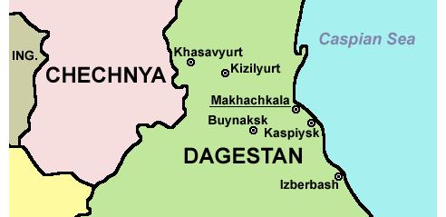 Dagestan: 5 women killed, 4 injured in Orthodox Church shooting