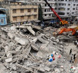 As death toll from gruesome tower tumble hits 25, experts warn more Dar buildings will fall