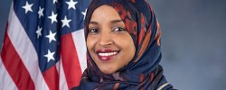 Democrats finally rally behind besieged Muslim congresswoman