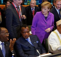 EU-Africa summit focuses on trade and conflicts