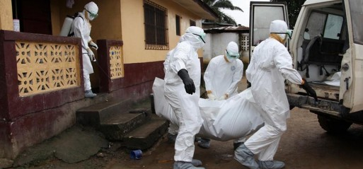 Ebola threatens to leave 1 million without food
