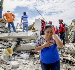 Ecuador: Death toll rises to 246 in earthquake