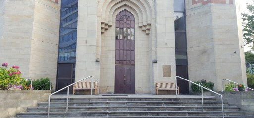 Police treat Edinburgh Central Mosque fire as hate crime