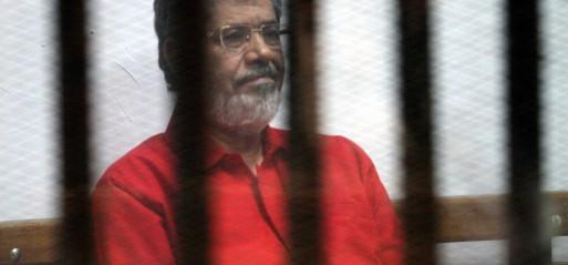 Egypt court sentences Morsi to life in spy trial