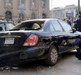Egypt: Three policemen injured in Cairo blast