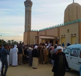 Egypt: Death toll from Sinai mosque bombing during Friday prayers hits 305