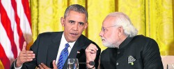 India and US team up over clean energy