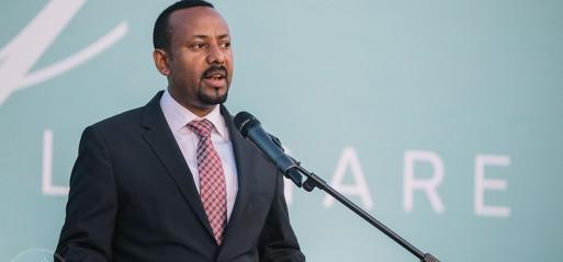 Ethiopia PM named Nobel Laureate