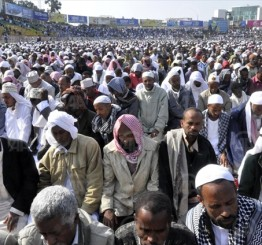 Ethiopian court jails Muslim activists, journalist