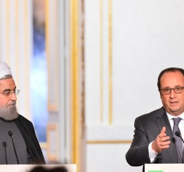 France, Iran sign multi-billion dollar trade deals