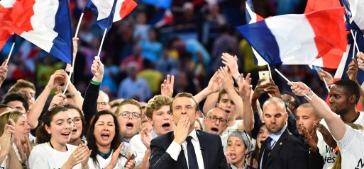 France's Muslims urged to vote for Macron in run-off