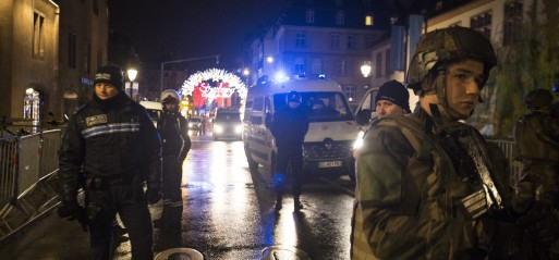 France: Shooting near Christmas market leaves 3 dead, 13 wounded