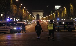 France: Policeman killed in Paris 'terrorist' attack