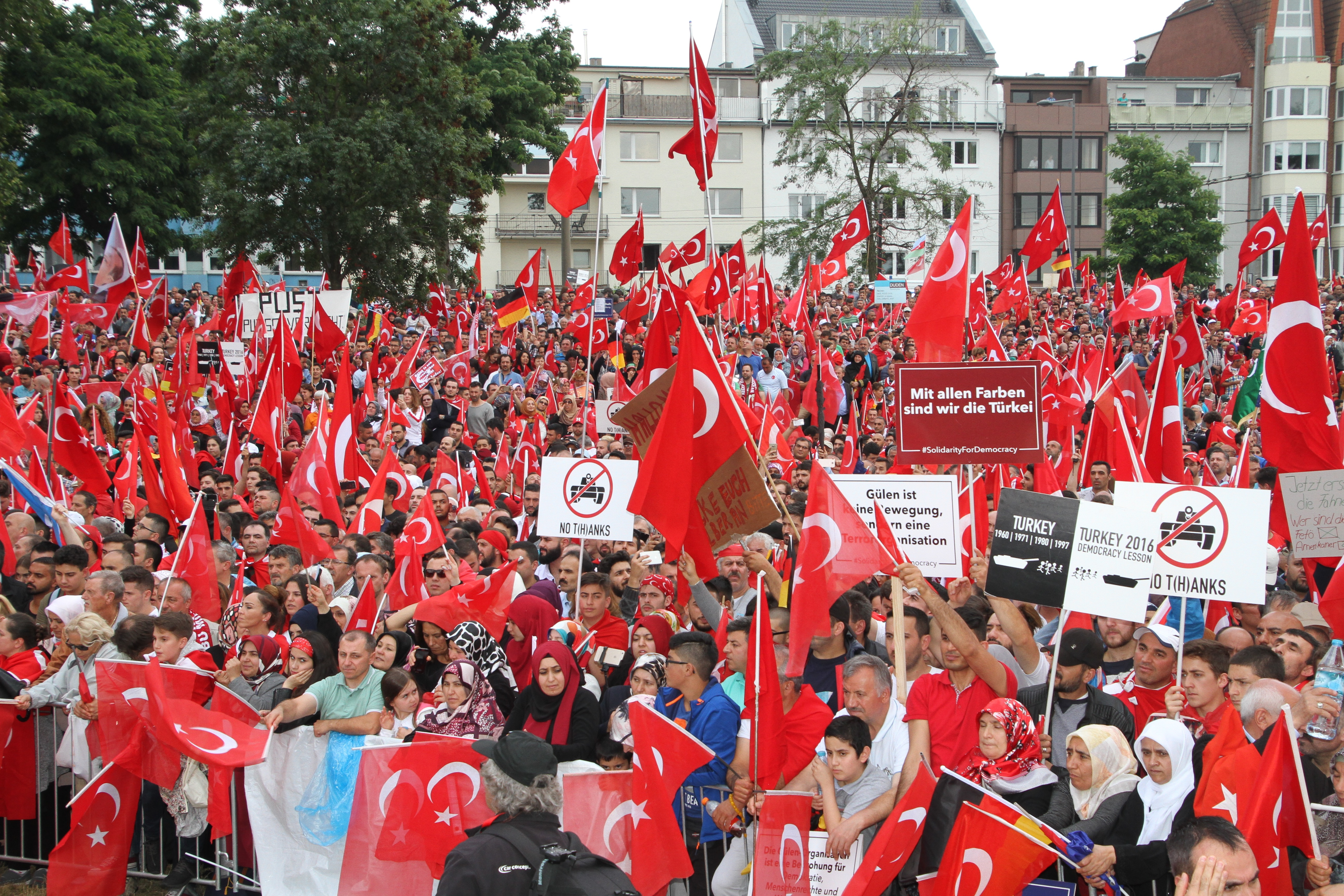 Turks in Germany - a time bomb