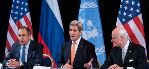 Germany: World powers call for 'cessation of hostilities' in Syria
