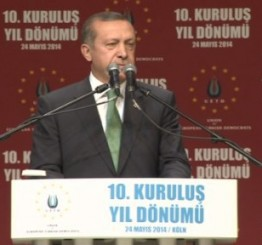 Germany: Erdogan slams critics in Cologne speech