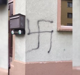 Germany: Mosque vandalized with Nazi symbols
