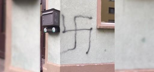Germany: Mosque vandalized with Nazi symbols