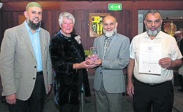 Gloucester Muslim Welfare Association receives Queen's Award for Voluntary Service