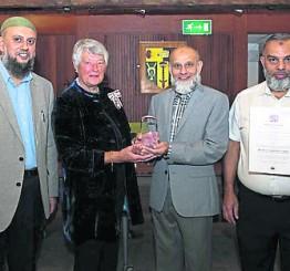 Gloucester Muslim Welfare Association receives Queen's Award for Voluntary Service