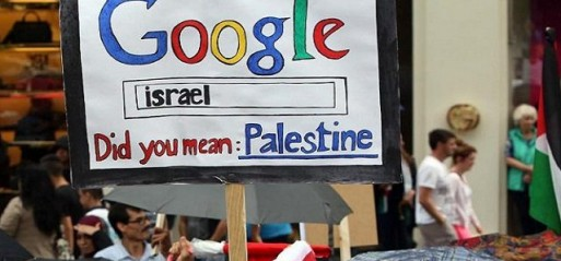 Google denounced for wiping Palestine off the map