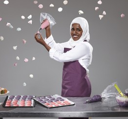 In conversation with Nadiya Hussain, Great British Bake Off winner