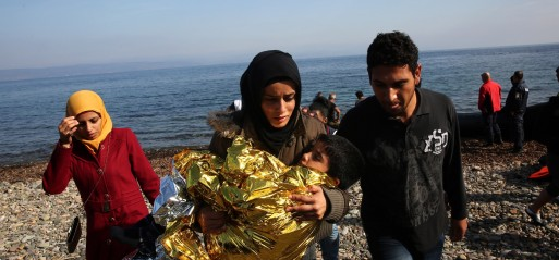 Greece: Refugee issue not just for Turkey, Greece