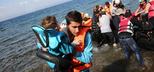 Greece: 34 drowned as boat capsizes in Aegean Sea