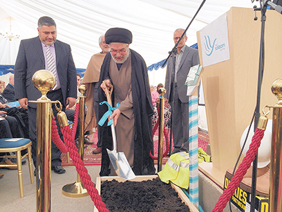 Groundbreaking Salaam Centre