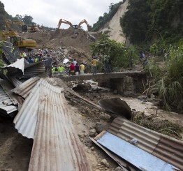 Guatemala: Death toll rises to 73 in  landslide