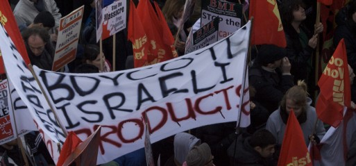 Israel blacklists 20 groups opposed to occupation of Palestine