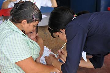 Worldwide increase in Measles cases
