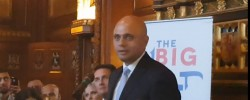 Home Secretary Javid hits back at those questioning his faith