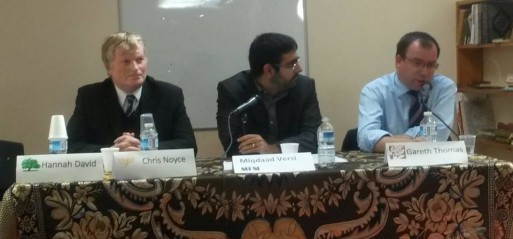 Lively Harrow Hustings despite Tory absence