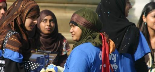 It is not surprising that Muslim women face triple discrimination