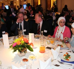 Fifteenth The Muslim News Awards for Excellence event celebrating unsung Muslim heroes