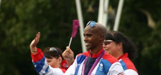 British Olympian Mo Farah 'racially abused' at German airport