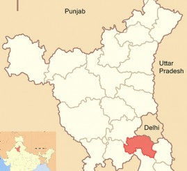 Prayer ban in Haryana state, India
