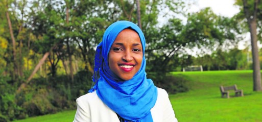 Ilhan Omar becomes first Somali American legislator in US