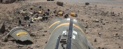 Illegal cluster bombs leave dozens of Yemenis dead