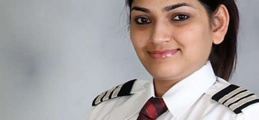 Meet India's only Muslim female pilot