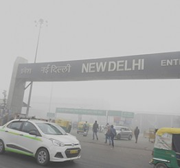 India's notoriously polluted air reaching record levels