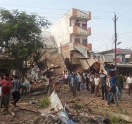 India: Explosion kills 40, injures 35 in Jhabua district of Madhya Pradesh